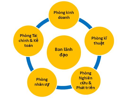 Organization chart-vn